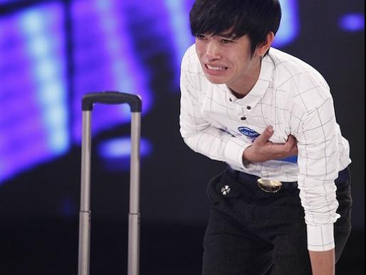 'Hot boy ban keo keo' tim duoc gi o Vietnam Idol? hinh anh