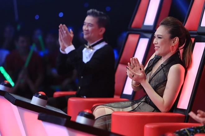 'Tuan Hung khong con lep ve truoc My Tam, Dam Vinh Hung' hinh anh 2 Mỹ Tâm vẫn luôn là HLV được đánh giá cao khi chọn bài, cho thí sinh rất phù hợp.