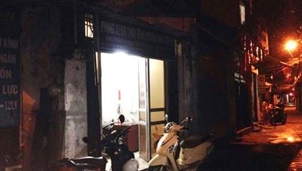 Benh nhan 64 tuoi tu vong tai phong kham tu o Ha Noi hinh anh 1 Phòng khám nơi nạn nhân T. tử vong. Ảnh: CTV