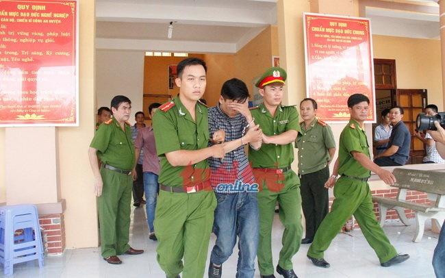 Giet nguoi tan bao co xu huong tang hinh anh 1 Nguyễn Hải Dương - nghi phạm chính trong vụ thảm sát 6 người trong gia đình tại Bình Phước gây rúng động dư luận vào tháng 7-2015