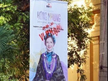 'Phun son len bang ron quang cao la hop ly' hinh anh