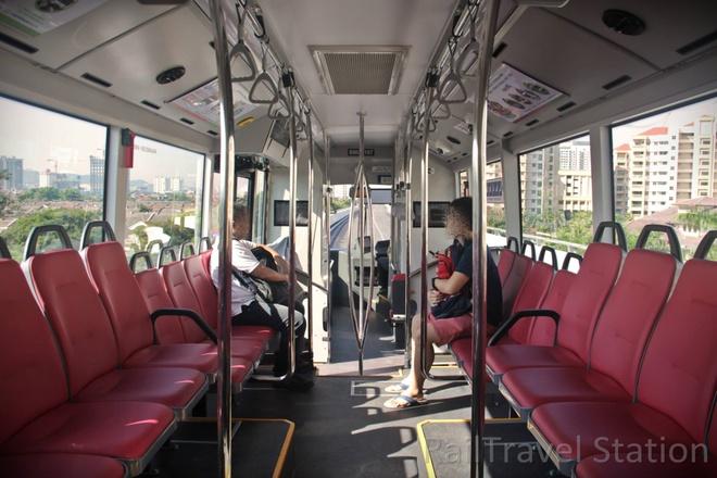 Xe buyt nhanh BRT tai cac nuoc lang gieng anh 7