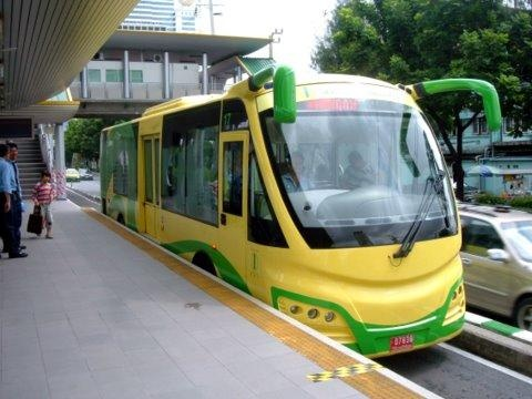 Xe buyt nhanh BRT tai cac nuoc lang gieng anh 5