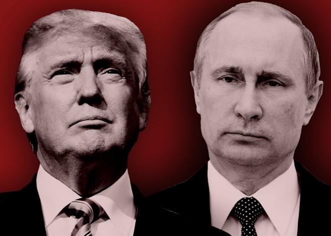 Ong Putin gui thiep chuc mung Giang sinh cho ong Trump hinh anh 1