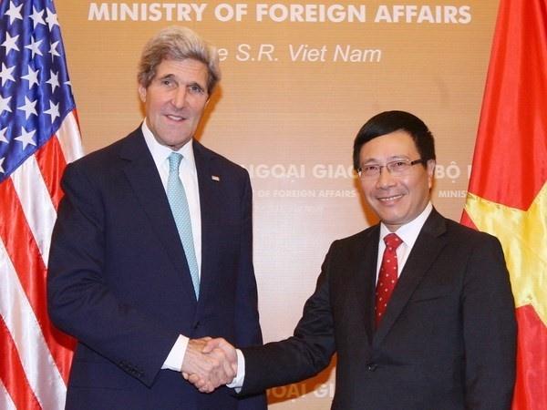 Ngoai truong John Kerry sap sang tham Viet Nam anh 2