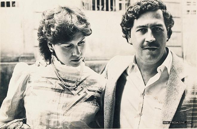 Trum ma tuy Pablo Escobar anh 2