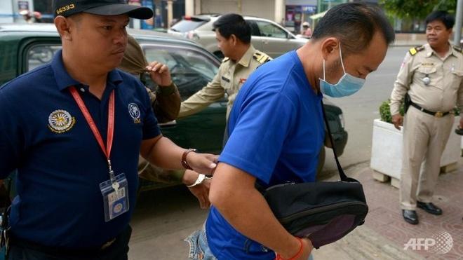 Campuchia triet pha duong day mai dam sang Nhat Ban hinh anh 1