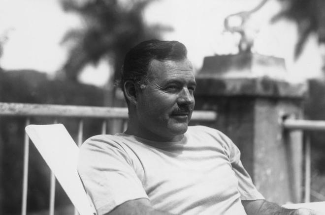 Cuoc doi tinh bao cua van hao kiet xuat My Ernest Hemingway hinh anh 1
