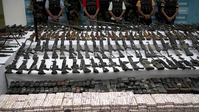 Los Zetas: Bang dang toi pham khet tieng tren the gioi hinh anh 2