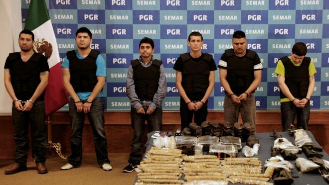 Los Zetas: Bang dang toi pham khet tieng tren the gioi hinh anh 1
