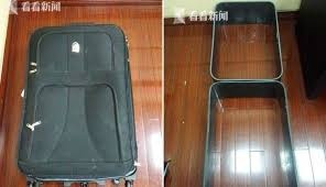 Phat hien hon 10 kg ma tuy trong vali trong rong o san bay Trung Quoc hinh anh 1