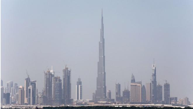 Phat hien thi the khach du lich Trung Quoc mat tich o Dubai hinh anh 1