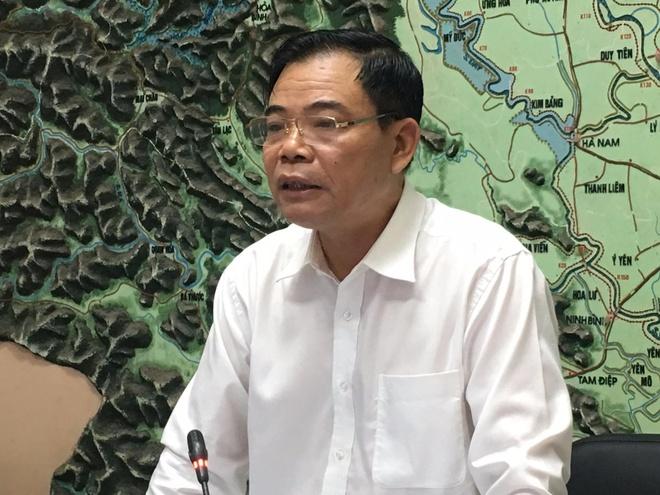 Bo truong Nong nghiep: Canh giac nguy co lu chong lu do bao so 12 hinh anh