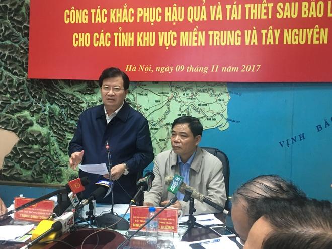 Kich ban xau nhat: Mien Trung co the hung chiu con bao so 13 hinh anh 1