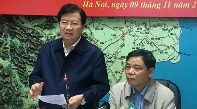Kich ban xau nhat: Mien Trung co the hung chiu con bao so 13 hinh anh