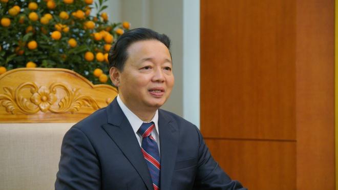 Bo truong Tran Hong Ha: 'Phat trien DBSCL vi loi ich dai han' hinh anh