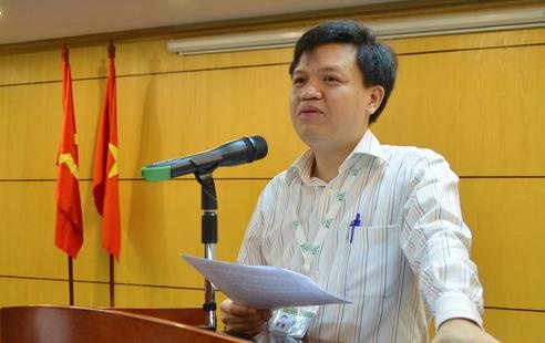Bo TN-MT len tieng viec bo nhiem Quyen Tong cuc truong Bien va Hai dao hinh anh