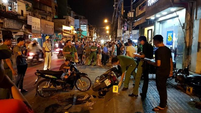 Bo Lao dong dang cho ho so de nghi truy tang cho 2 hiep si cua TP.HCM hinh anh 1