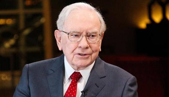 Warren Buffett: 'Toi that ngoc khi khong mua co phieu Amazon som' hinh anh 1