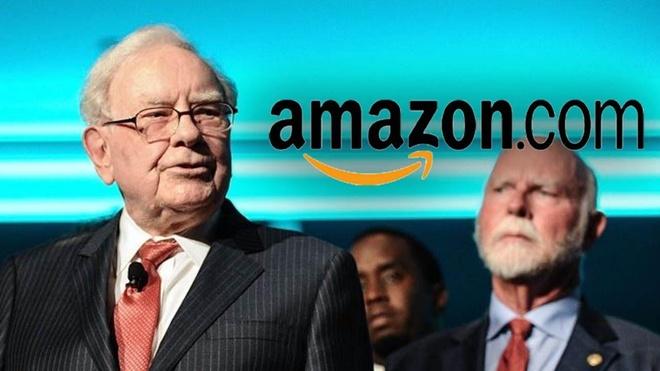 Warren Buffett: 'Toi that ngoc khi khong mua co phieu Amazon som' hinh anh 2
