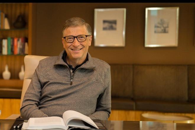 Trong 100 phut, Bill Gates kiem tien bang nguoi khac cat luc ca doi hinh anh 6