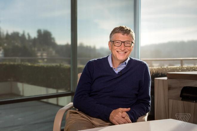 Trong 100 phut, Bill Gates kiem tien bang nguoi khac cat luc ca doi hinh anh 8