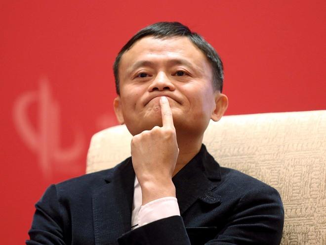 Ty phu Jack Ma tro lai day tieng Anh sau khi nghi huu tu 10/9 hinh anh 1