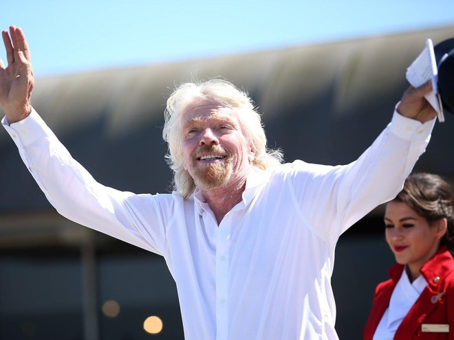 'Ty phu binh dan' Richard Branson tieu tien nhu the nao hinh anh 5