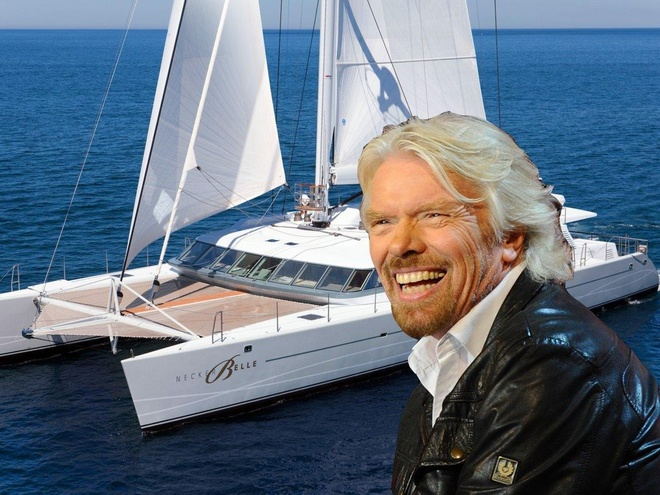 'Ty phu binh dan' Richard Branson tieu tien nhu the nao hinh anh 9