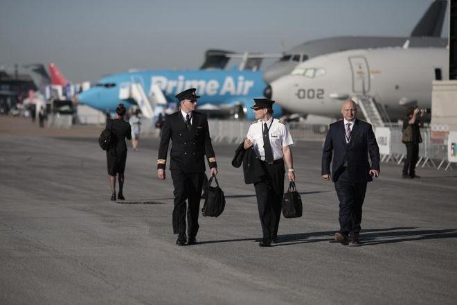 Boeing: Ngành hàng không thế giới thiếu hụt phi công trầm trọng