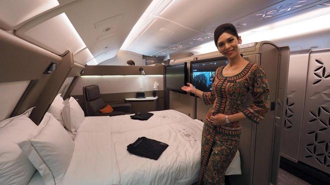 Kham pha 'lo luyen chan dai' Singapore Airlines hinh anh 15