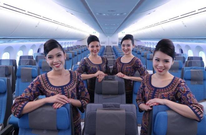 Kham pha 'lo luyen chan dai' Singapore Airlines hinh anh 14