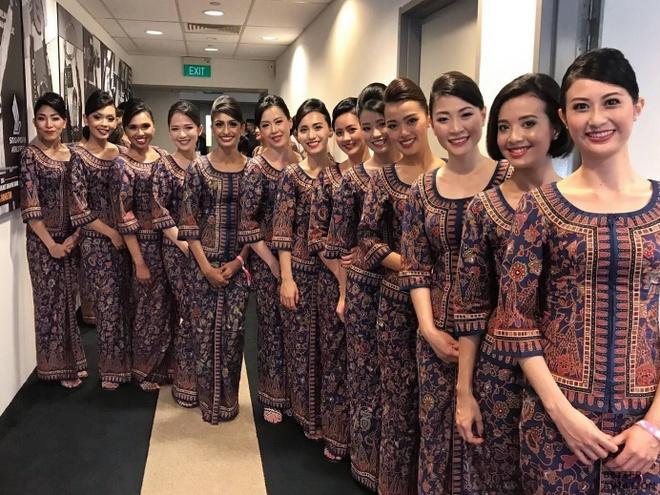 Kham pha 'lo luyen chan dai' Singapore Airlines hinh anh 2