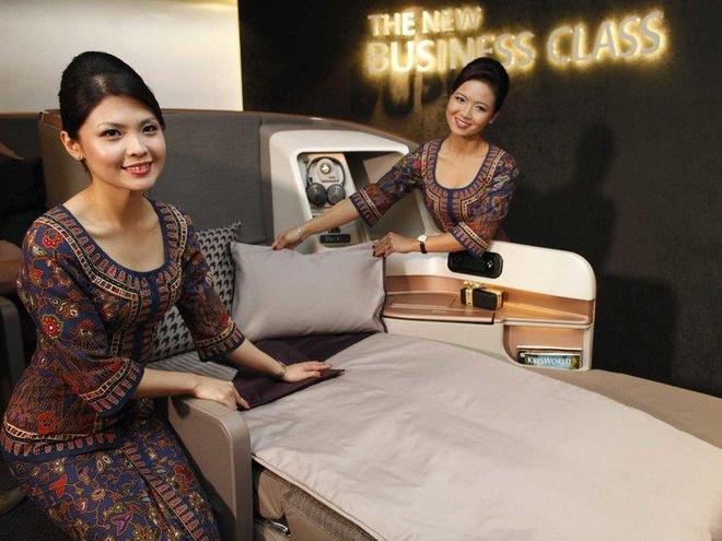 Kham pha 'lo luyen chan dai' Singapore Airlines hinh anh 3