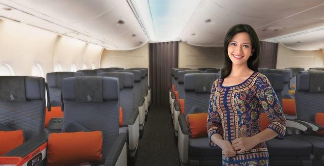 Kham pha 'lo luyen chan dai' Singapore Airlines hinh anh 6