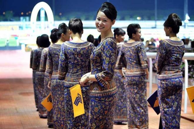 Kham pha 'lo luyen chan dai' Singapore Airlines hinh anh 7