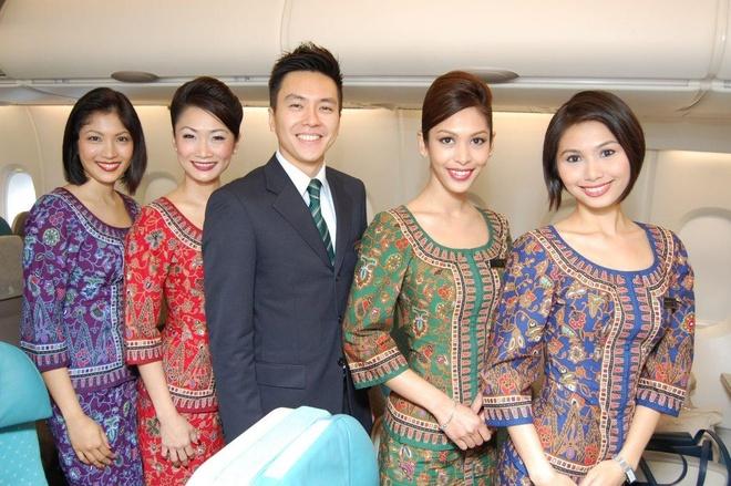 Kham pha 'lo luyen chan dai' Singapore Airlines hinh anh 8
