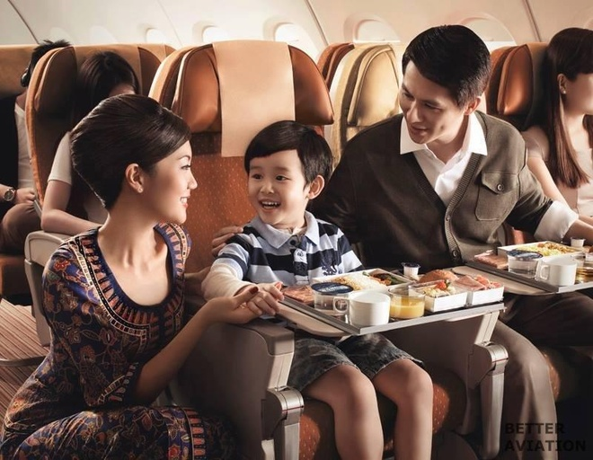 Kham pha 'lo luyen chan dai' Singapore Airlines hinh anh 13