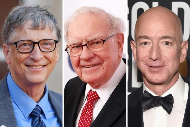 Không phải Jeff Bezos, đây mới là người giàu nhất mọi thời đại