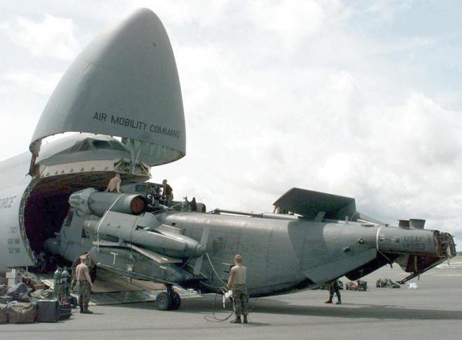 Antonov An-225, B-52 va nhung chiec may bay lon nhat the gioi hinh anh 10