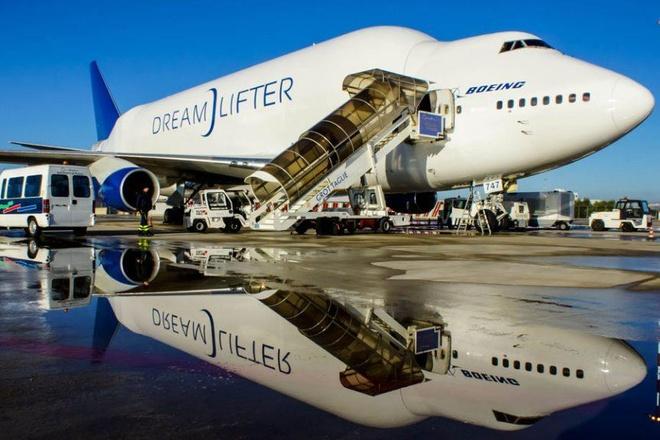 Antonov An-225, B-52 va nhung chiec may bay lon nhat the gioi hinh anh 16
