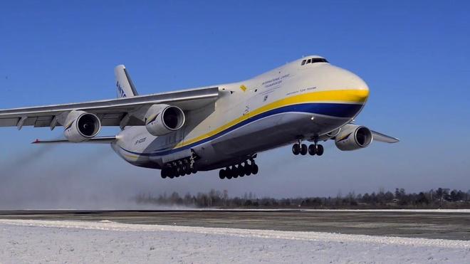 Antonov An-225, B-52 va nhung chiec may bay lon nhat the gioi hinh anh 19