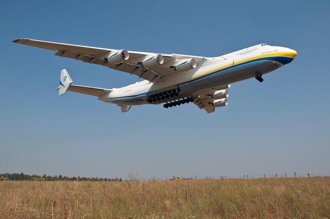 Antonov An-225, B-52 va nhung chiec may bay lon nhat the gioi hinh anh 2