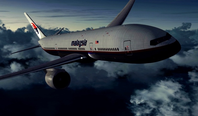 gia thuyet moi ve MH370 anh 1