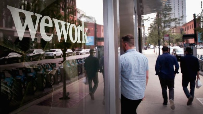 Thang sau, 'tham hoa startup' WeWork co the het sach tien hinh anh 1