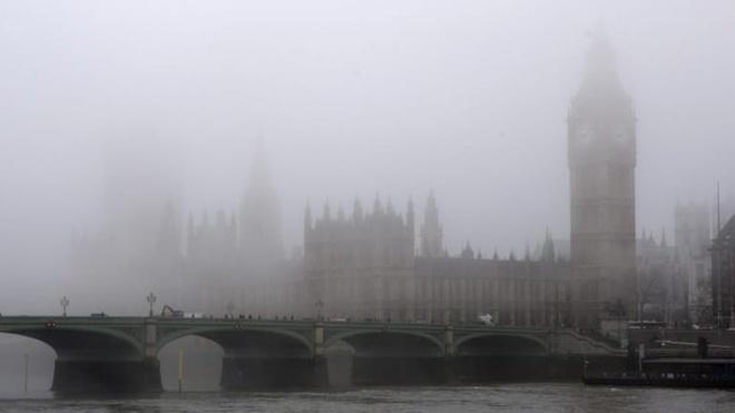 o nhiem khong khi o London anh 1