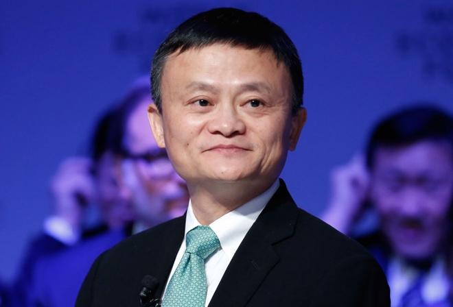Jack Ma va nhom ty phu giau nhat Trung Quoc hinh anh 1