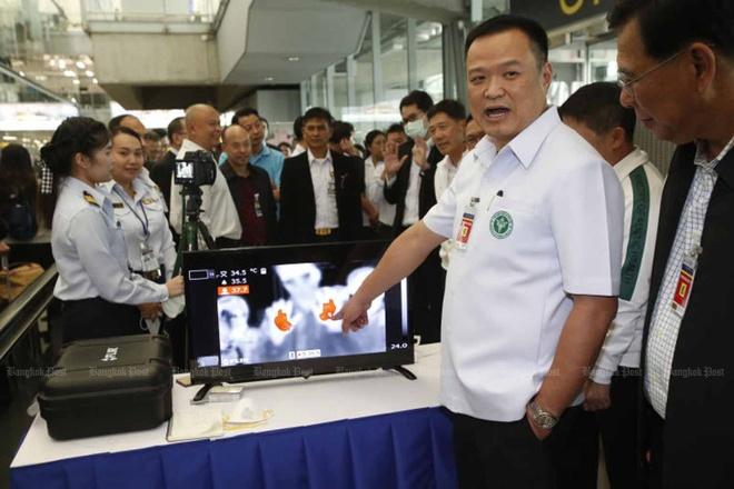 Thai Lan phat hien du khach mac virus la tu Trung Quoc hinh anh 1 c1_1834789.jpg