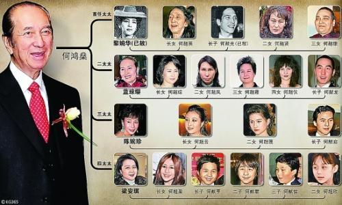 Khoi nghiep voi 1,3 USD, vua co bac Macau xay dung gia san khong lo hinh anh 9 unnamed.jpg