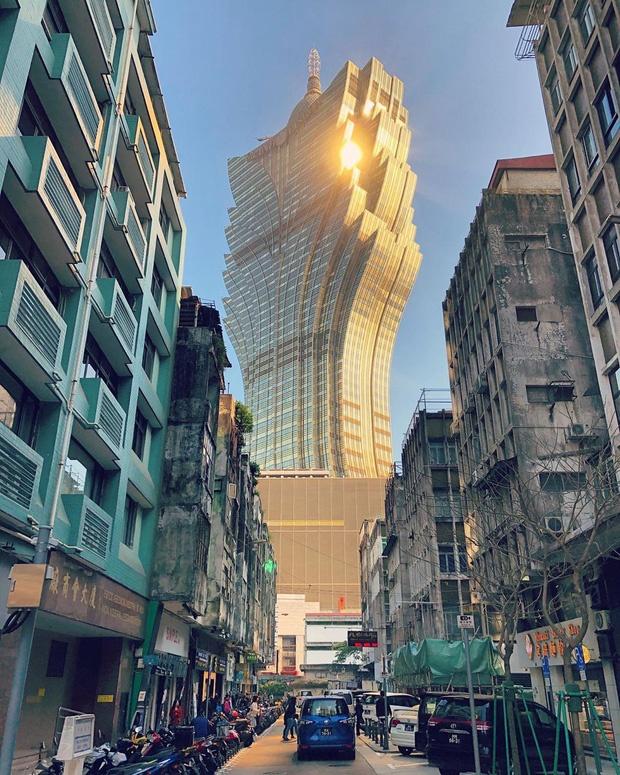 Ngam toa nha cao nhat Macau cua 'vua song bac' Ha Hong San hinh anh 2 2_1.jpg